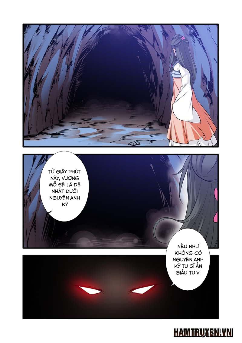 Tiên Nghịch Chap 79 - Trang 16