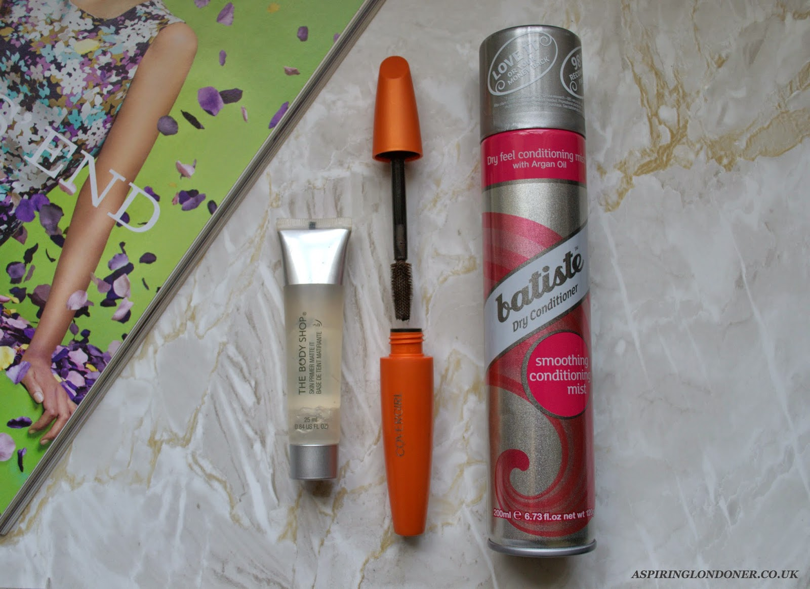 Disappointing Products ft CoverGirl, The Body Shop, Batiste - Aspiring Londoner