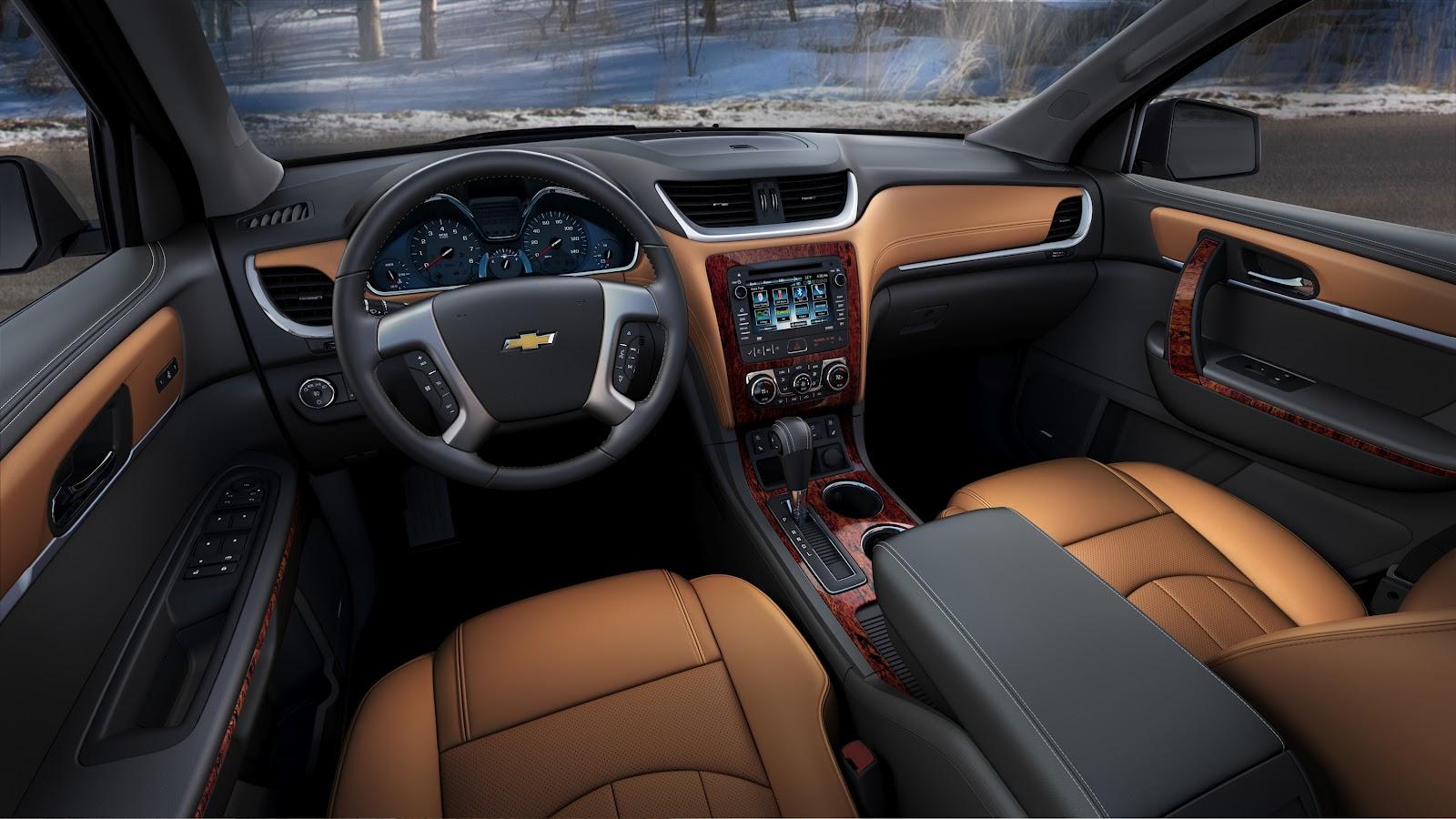 chevrolet - 2009 - [Chevrolet] traverse 2013+chevrolet+traverse+8