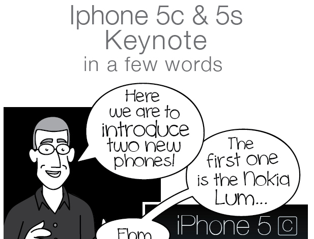 iphone 5s 5c keynote tumblr