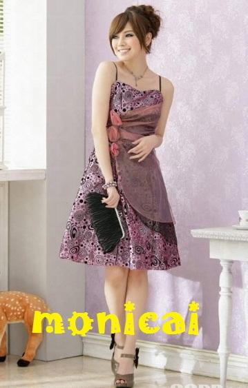 Model Gaun Pesta Untuk Orang Gemuk