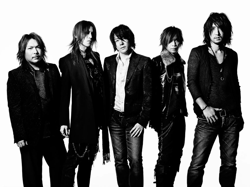 Luna Sea 1991 - Edit