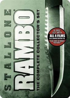Coleção Rambo Dual Audio