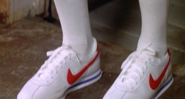 Wet Hot American Summer style, Nikes