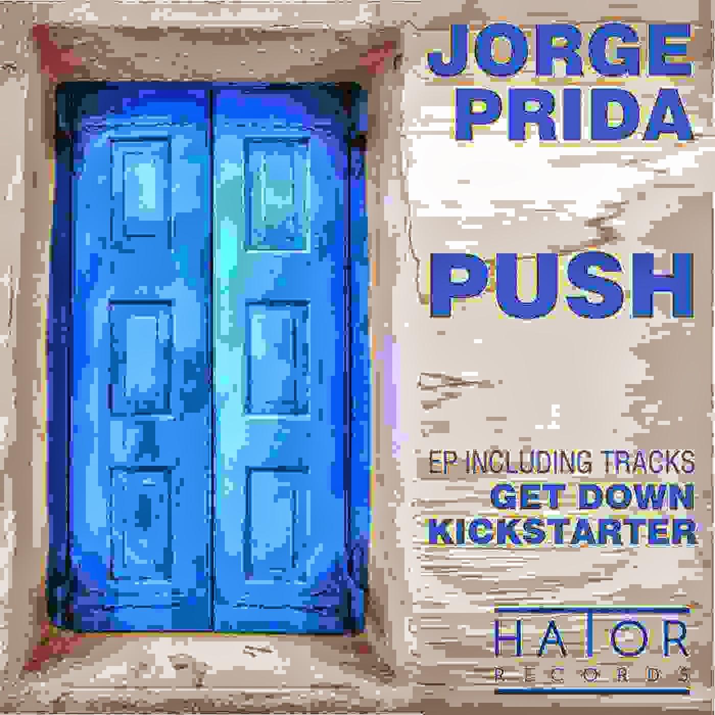 Jorge Prida - Push EP