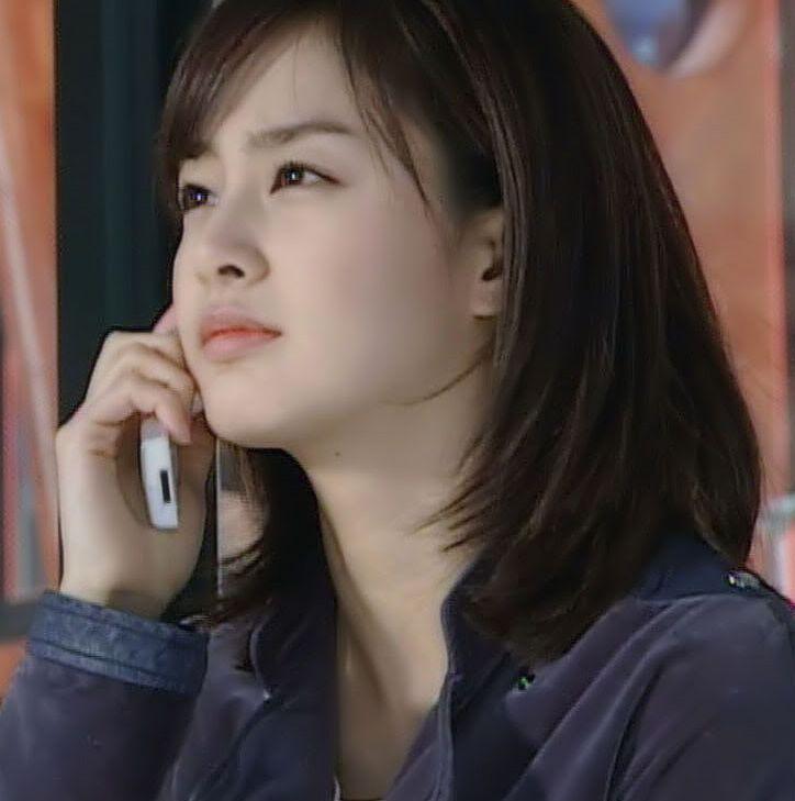 Kim Tae Hee My Experience Hairstyle