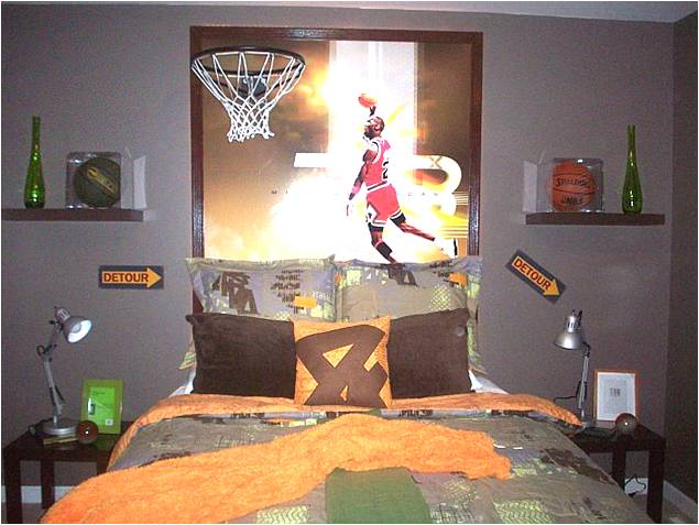 Key interiors by shinay teen boys sports theme bedrooms for Themed bedrooms for boys