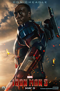 iron man 3, movie poster