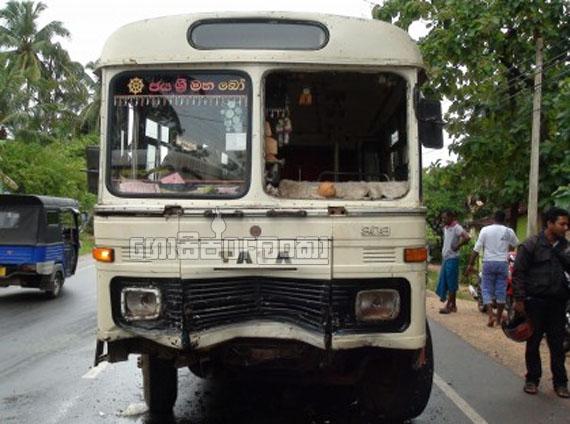 2 Women killed in Anuradhapura car-bus accident