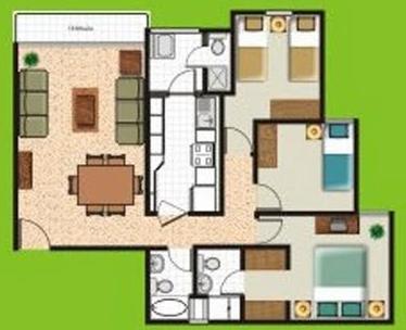 Planos de casas modelos y dise os de casas planos de for Planos de casas medianas