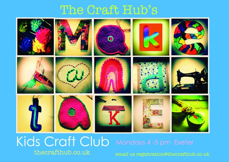 The Craft Hub's Make and Take Club