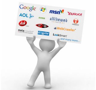 Submit site to Google and Other Search Engines