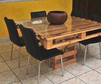 mesa de centro con palets - Hacer Mesa Con Palet