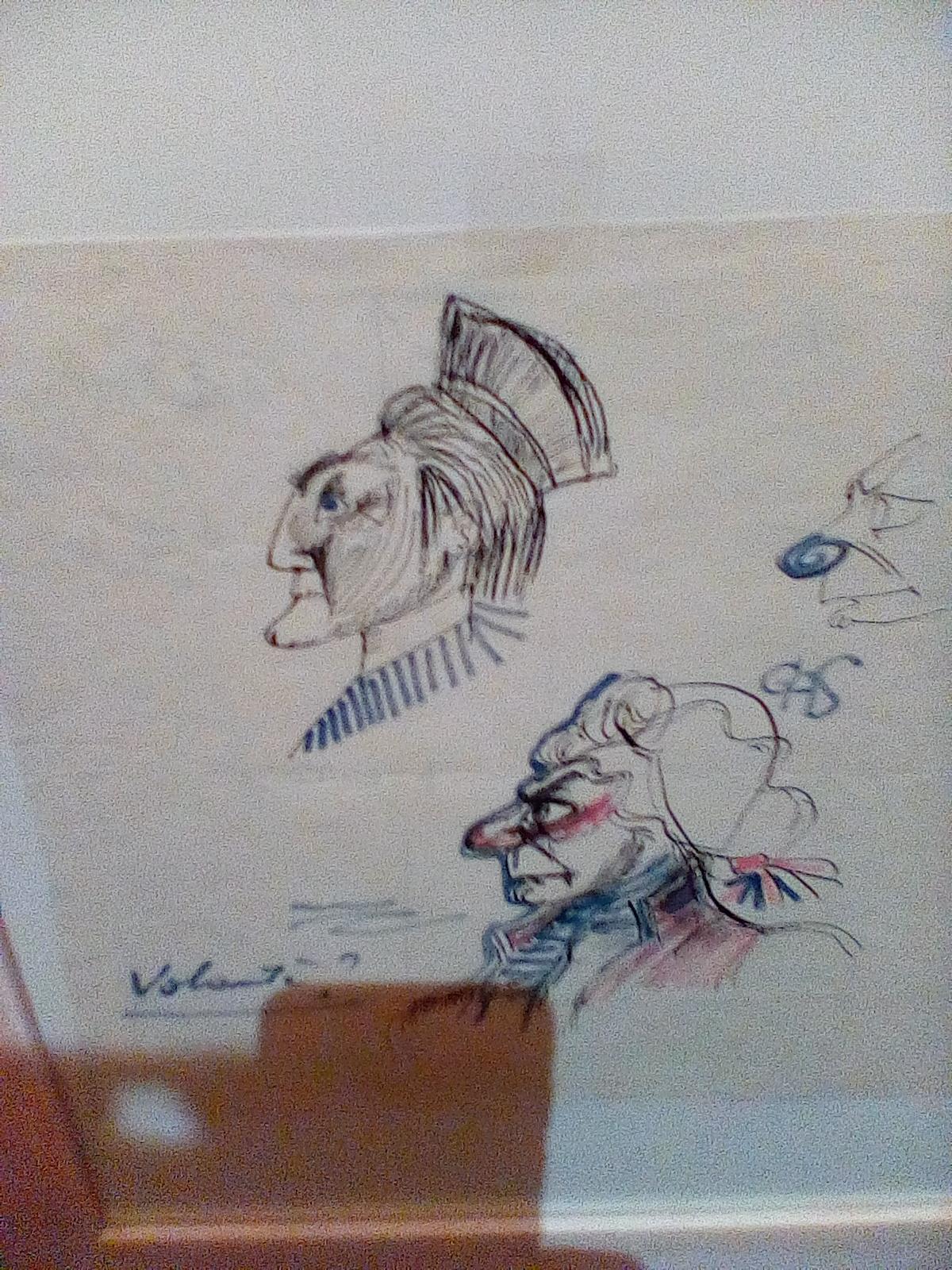 Picasso fellini 19