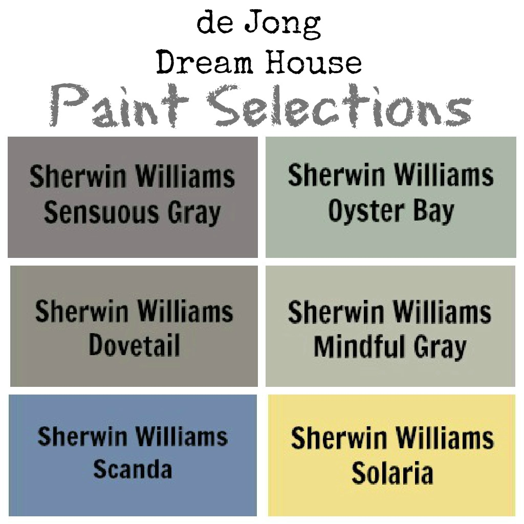 de Jong Dream House: Paint Tour