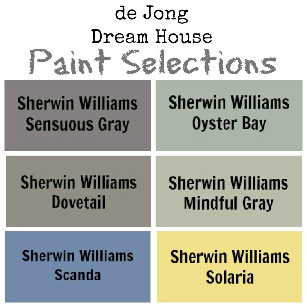de Jong Dream House: Paint Tour
