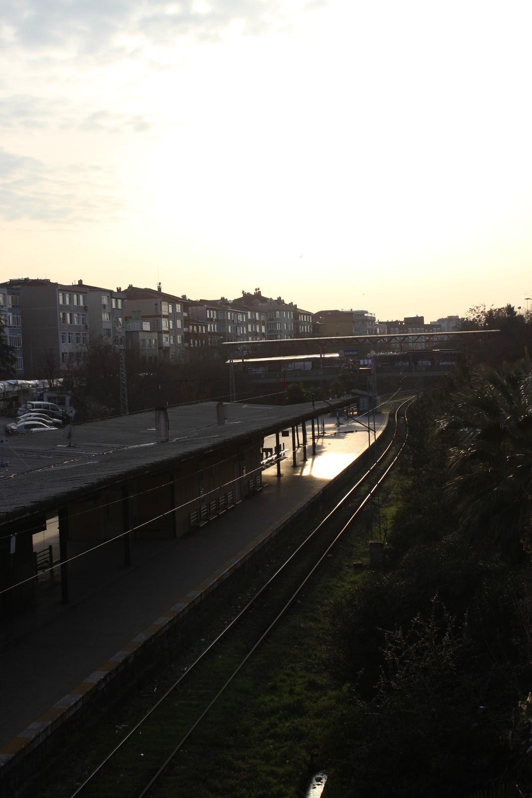 Bakırköy tren istasyonu