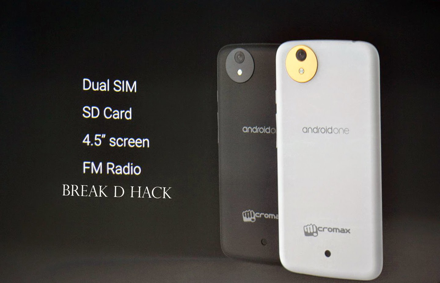 Micromax's Android One Smartphone Set To Release Tomorrow