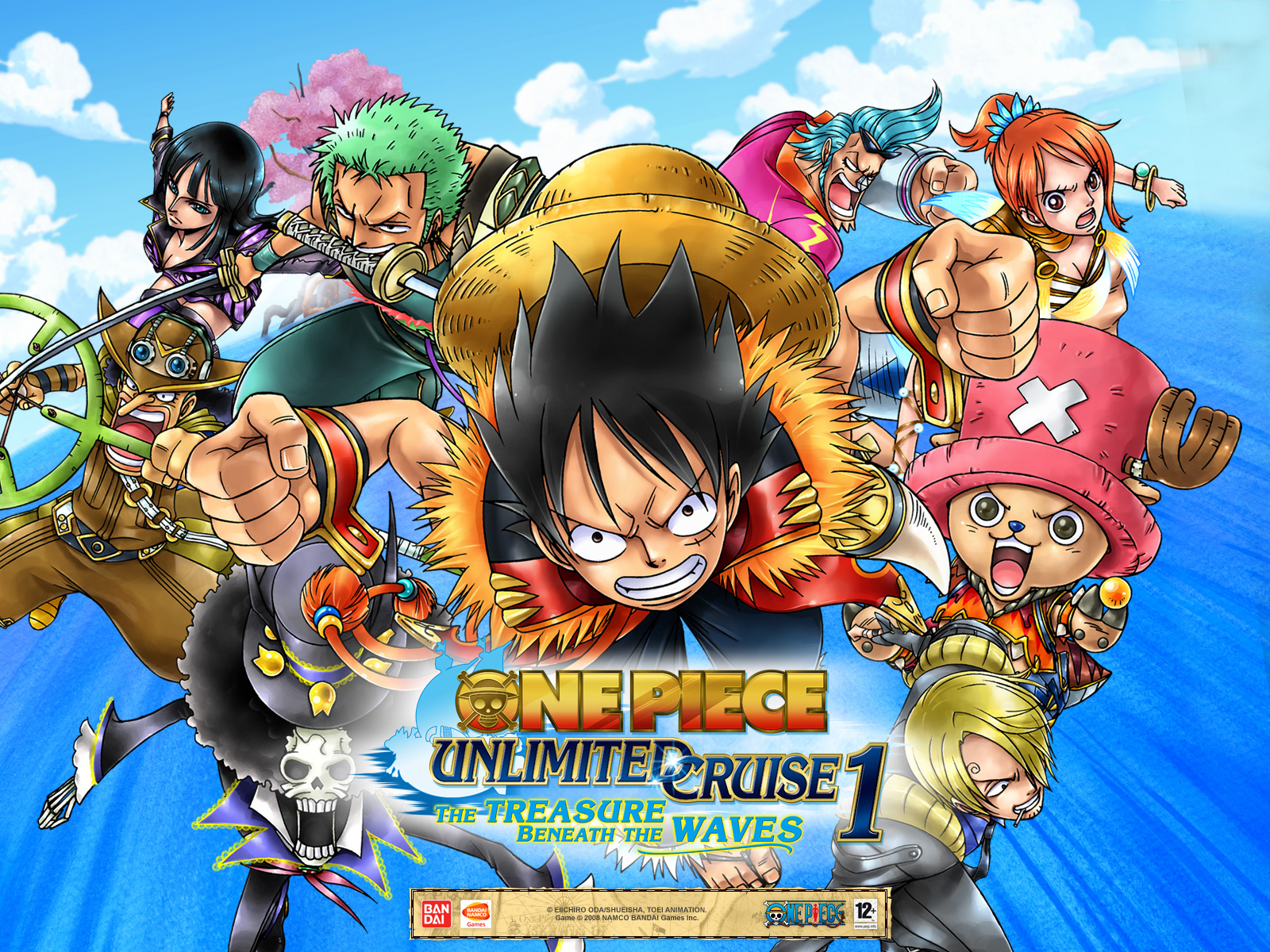 One piece unlimited cruise 2 скачать на pc