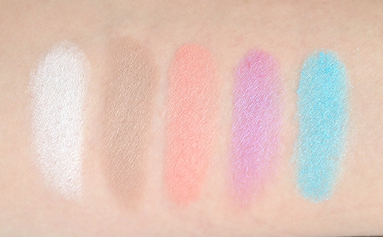 Lorac Summer 2014 Collection - SummerGLO Palette, Alter Ego Lipsticks, 3D Lustre/Liners