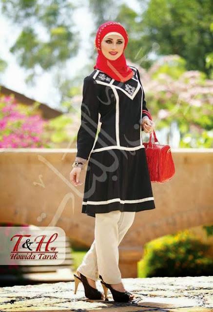 Hijab habille