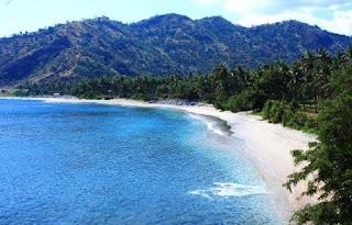 Malimbu beach