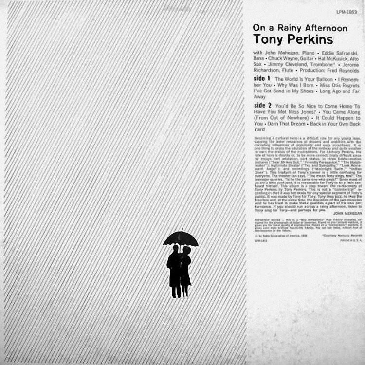 Tony Perkins - On A Rainy Afternoon