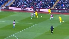 Video Gol Aston Villa vs Liverpool 0-2