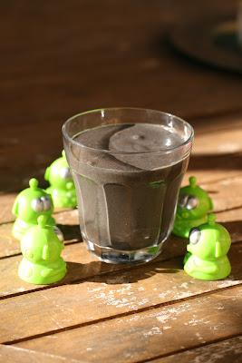 Alien green smoothie