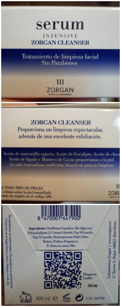 Zorgan Cleanser