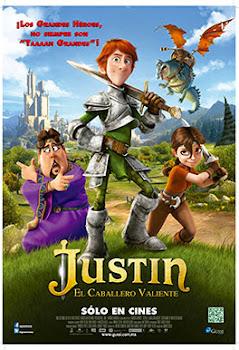 Ver Película Justin, el caballero valiente Online Gratis (2013)