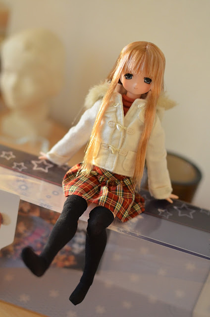 mia ex cute family doll