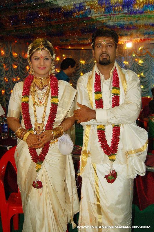 Rambha Actress Wedding