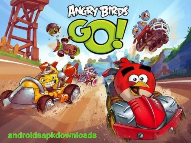 angry birds go game free download for android mobile