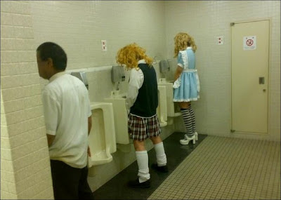 туалет в японии