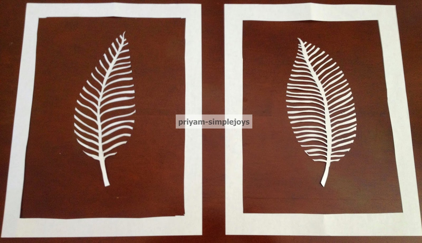 paper cutting art tutorial pdf