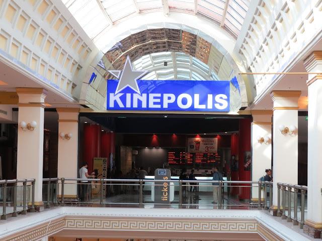 El acorazado cin filo le cuirass cin phile pel culas for Sala 25 kinepolis madrid
