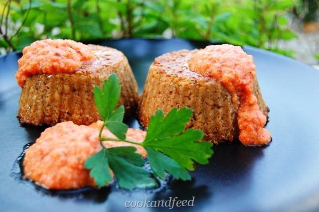 ρολά με κιμά σόγιας/soya mince rolls