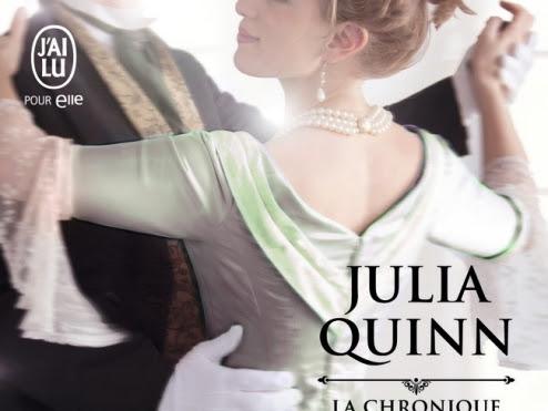 La chronique des Bridgerton, tome 1 : Daphné et le duc de Julia Quinn