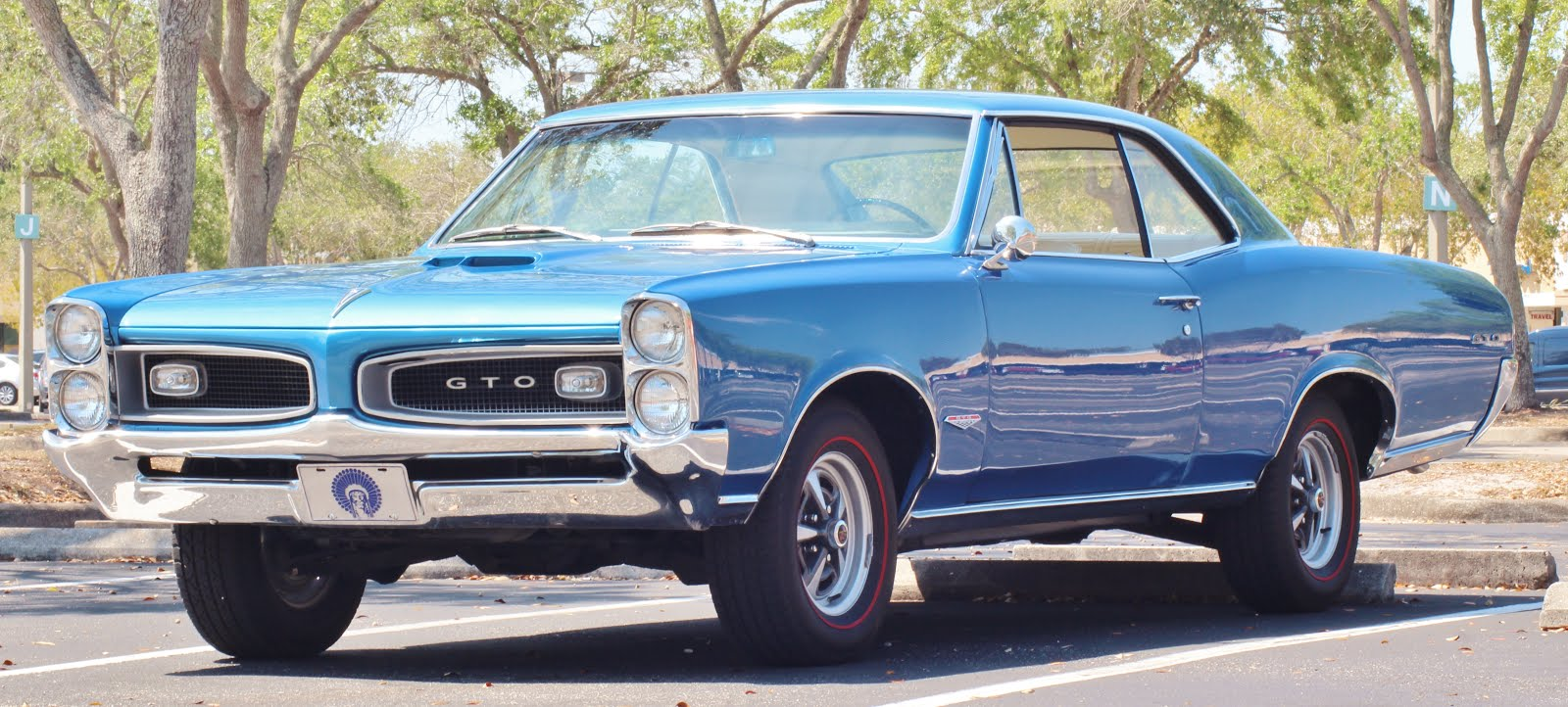 1966 PONTIAC GTO ( 389ci / 4-speed ) 250 original MILES ! / FOR $ALE ( 517 ) 881 - 2331