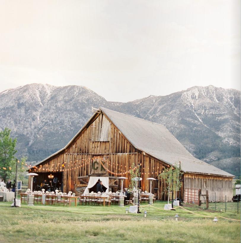 Dreamy Outdoor Weddings