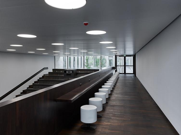 KAAN Architects Uni Tübingen