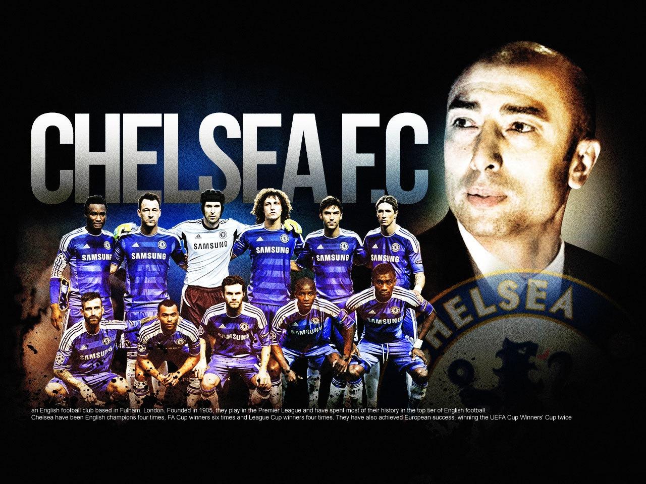 Chelsea FC 2012