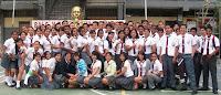 Alumnos de 3° de Bachillerato Qui-Bio