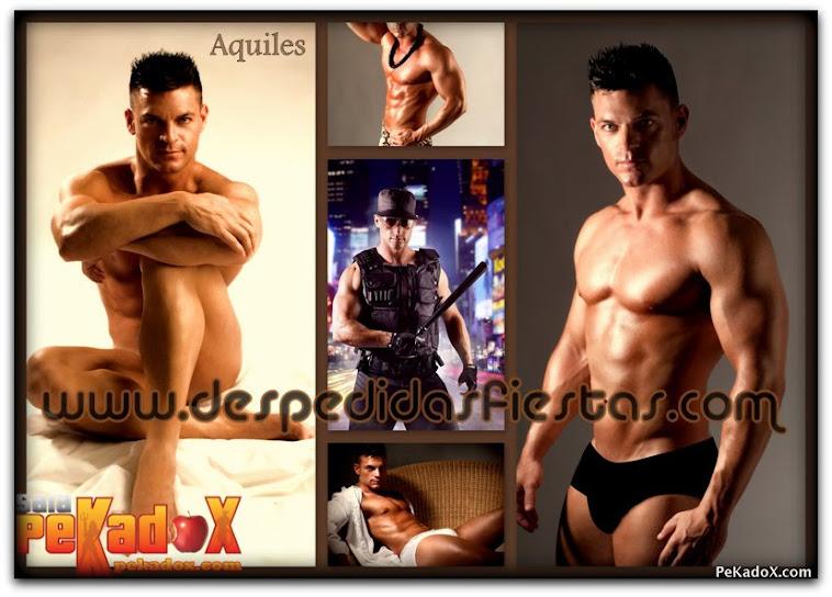 Aquiles boy a domicilio en Malaga y Andalucia