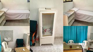 Dos oficinas para la enfermería del Inem Cartagena Co.