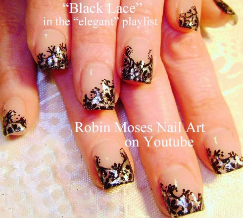 Robin moses nail art lace nails spring nails 2015 nail art fifty shades of grey nails playlist 50 nail art tutorials playlists for elegant nail designs diy formal nail art nail ideas prinsesfo Image collections