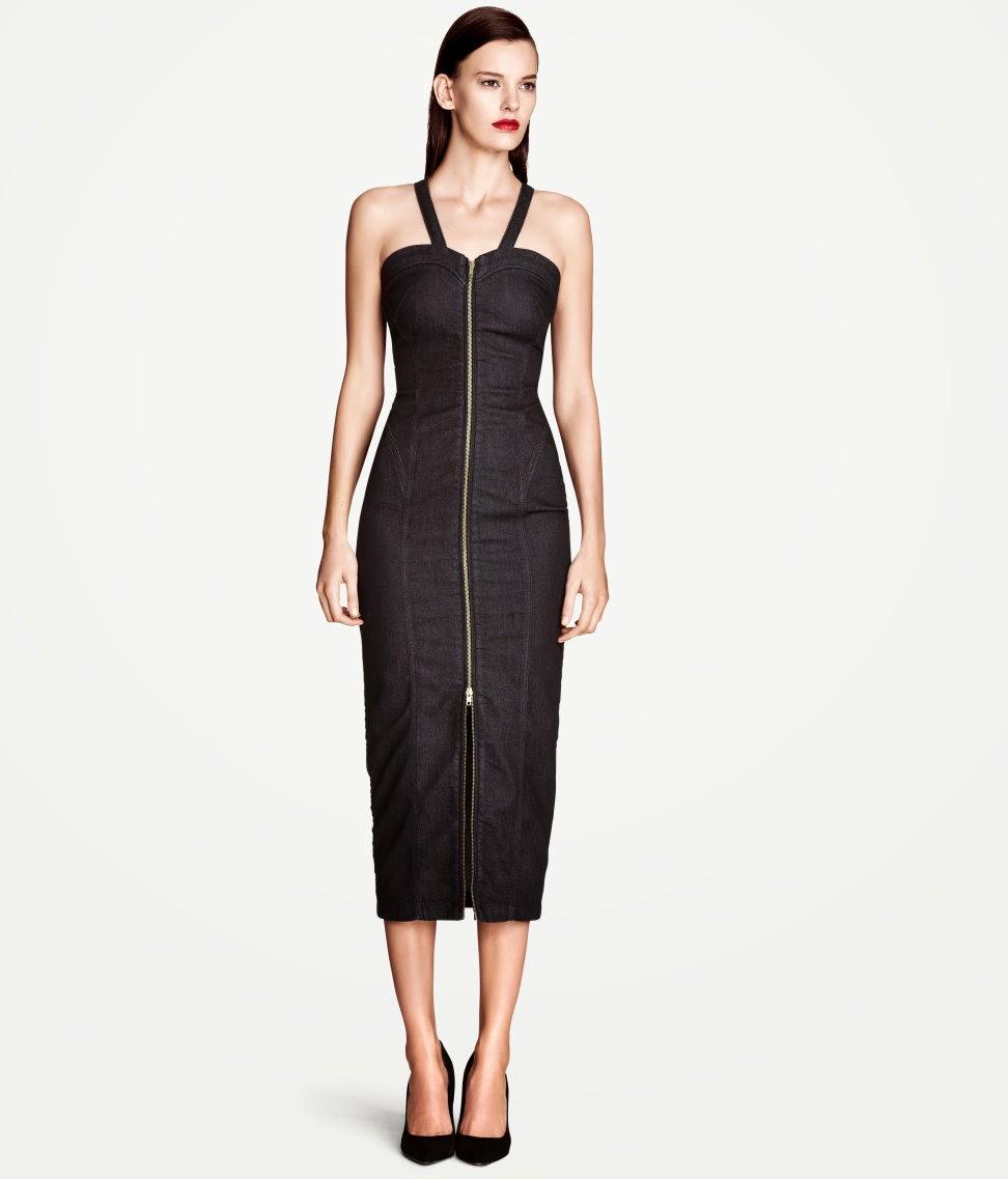 boyundan+ba%C4%9Flamal%C4%B1 H & M 2014 Sommer Kleidung Models