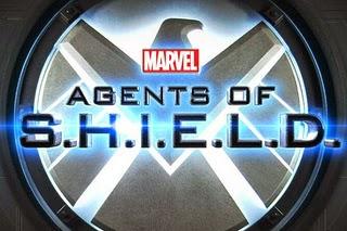 Agent of  S.H.I.E.L.D tv series logo