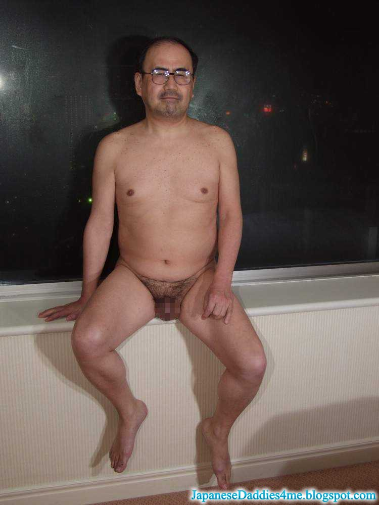 Interesting hairy asian daddy porn images